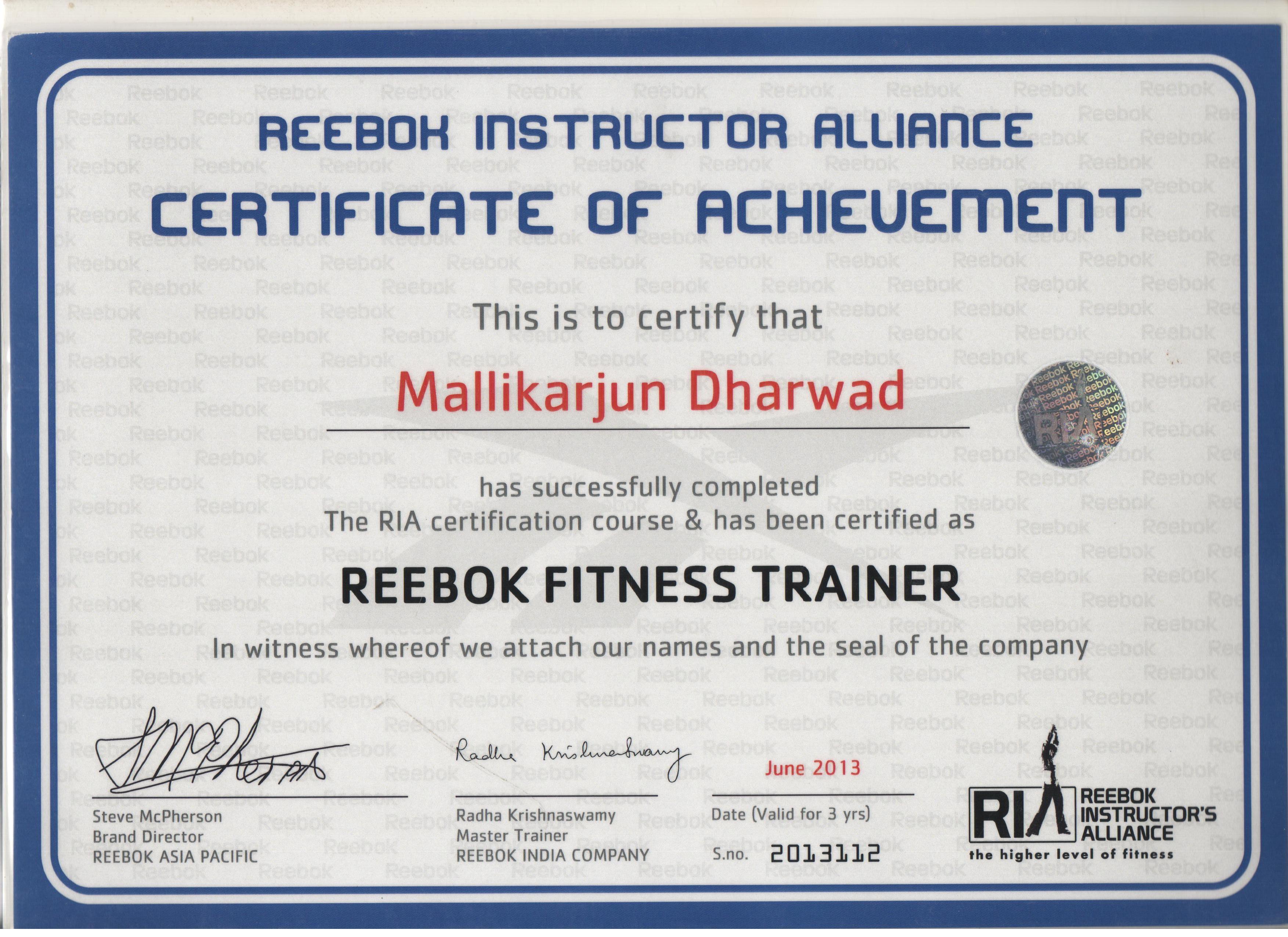 reebok certified trainer off 61% - www